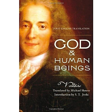God & Human Beings: First English Translation, New Book (9781616141783)