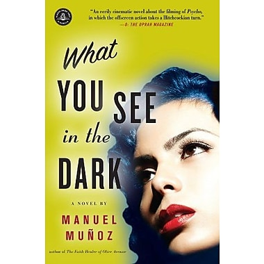 What You See in the Dark, New Book (9781616201401)