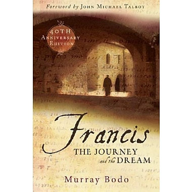 Francis: The Journey and the Dream, New Book (9781616364106)