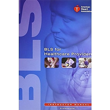 BLS for Healthcare Providers Instructors Manual Package, New Book (9781616690403)