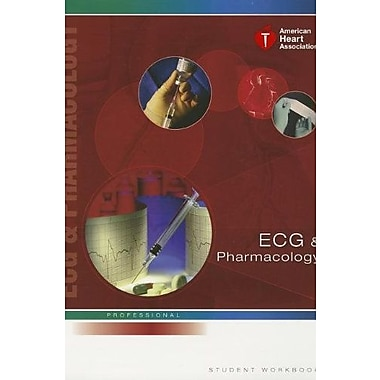 ECG & Pharmacology Student Workbook, New Book (9781616692506)