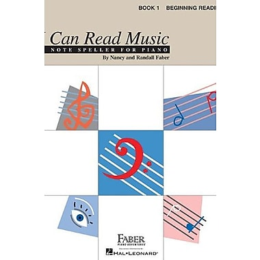 I Can Read Music - Book 1: Beginning Reading, New Book (9781616770488)