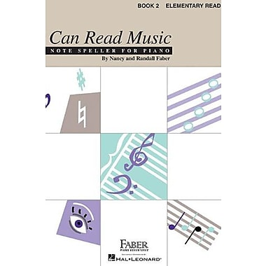 I Can Read Music - Book 2: Elementary Reading, New Book (9781616770600)