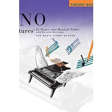 Primer Level - Theory Book: Piano Adventures, New Book (9781616770761)