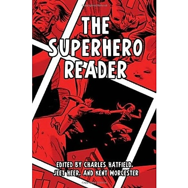 The Superhero Reader, New Book (9781617038068)