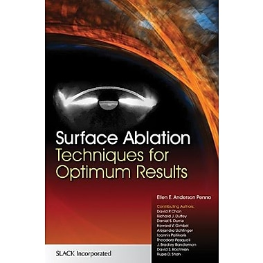 Surface Ablation: Techniques for Optimum Results, New Book (9781617110740)