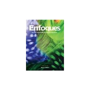 Enfoques, 3rd Edition, Student Edition (Book & Supersite Access Code), New Book (9781617670176)
