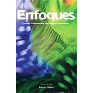 Enfoques, 3rd Edition, Student Edition (9781617670213), New Book