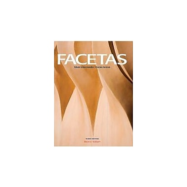 Facetas, 3rd Edition, Student Edition w/ Supersite Code, New Book (9781617670251)
