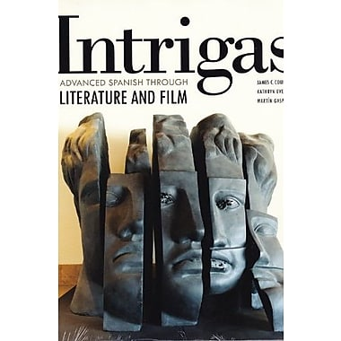 Intrigas Student Edition w/ Supersite Code, New Book (9781617671104)