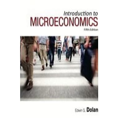 Introduction to Microeconomics, New Book (9781618822932)