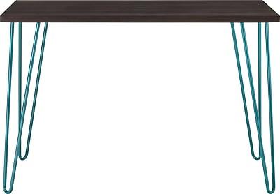 Altra Owen Retro 40'' Rectangular Wood Retro Laptop Desks & Carts Desk, Espresso (9851096PCOM)