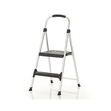 Cosco® 3.18u0027 Aluminum/Plastic Signature Two-Step Stool (11311ABL1E)  sc 1 st  Staples & Cosco® 3.18u0027 Aluminum/Plastic Signature Two-Step Stool (11311ABL1E ... islam-shia.org