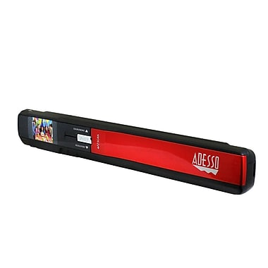 Adesso EZScan 300 Portable Handheld Scanner
