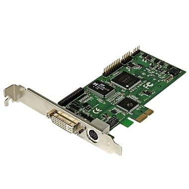 StarTech – Carte d'acquisition vidéo PCI Express HDMI VGA DVI et composante, 1080p à 60 images/seconde