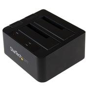 StarTech.com – Station d'accueil USB 3.0 2e gén. (10 Gb/s) pour disque dur SATA SSD/HDD de 2,5 et 3,5 po