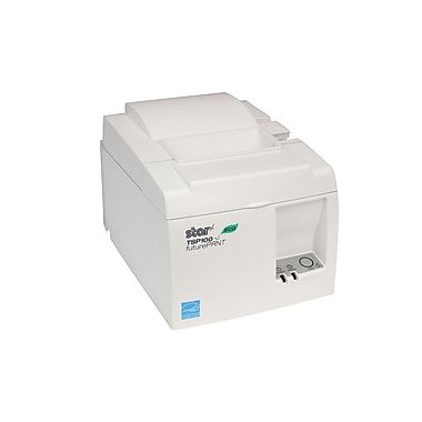 Star Micronics TSP143IIU, ECO, Thermal, Cutter, USB, White, Internal UPS