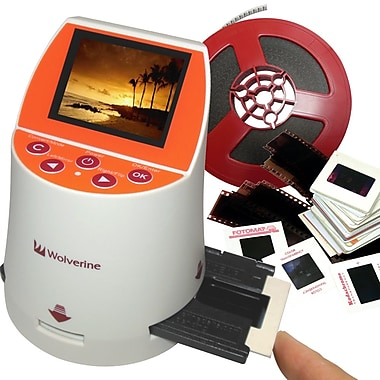 Wolverine F2D20MIGHTY 20 MP 7-in-1 Film to Digital Converter