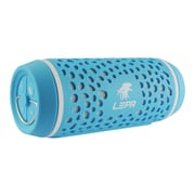 LEPA Bluetooth 4.0 Speaker with NFC Function BTS02, Water-Resistant, Blue