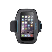 Belkin Sport-Fit Armband for Use with iPhone 6/6s, Blacktop/Overcast (F8W500BTC03)