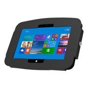 "Compulocks® 530GEB Aluminum Wall Mount Space Enclosure for 12"" Microsoft Tablets, Black"