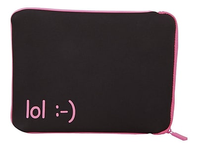 Urban Factory Lol :-) - Protective Sleeve For Tablet - TAB01UF - For Apple iPad 1, 2