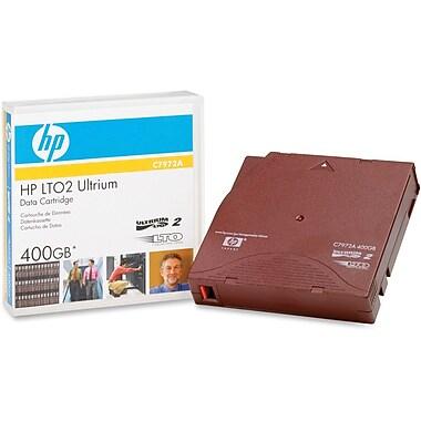 HP – Cartouche de données C7972A LTO-2 Ultrium de 400 Go
