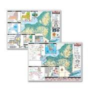 Universal Map Thematic Deskpad Map - New York