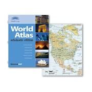 Universal Map World Atlas Scholastic Edition