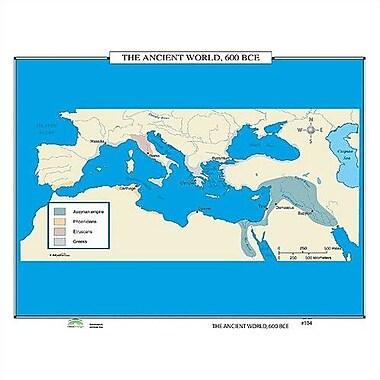Universal Map World History Wall Maps - The Ancient World