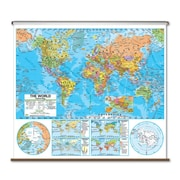 Universal Map Advanced Political Map - World