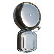 Morris Products 2.5'' Home Door Bell in Satin Aluminum
