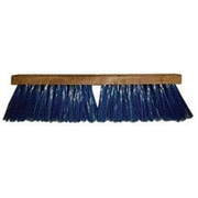 Hamburg Industries Heavy Duty Push Broom; 16''