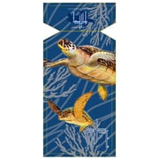 Fiberbuilt Guy Harvey Sea Turtle Beach Towel