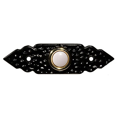 Morris Products Lit Decorative Pushbuttons in Black