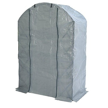 Flowerhouse Harvest House Plus Gro-Tec Shade Cloth and Cover