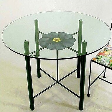 Grace Art / Medallion Dining Table Base; Stone