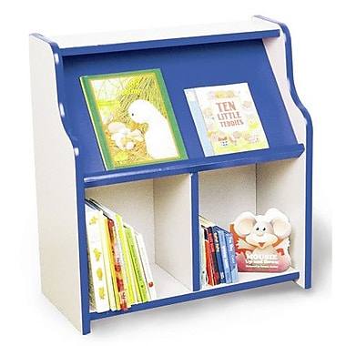 Playscapes Portable Book Display; Speckletone / Green