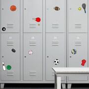Walls Need Love Sports Mini-Pack Wall Decal