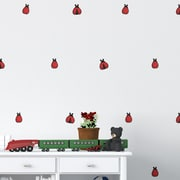 Walls Need Love Ladybugs Mini-Pack Wall Decal