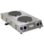 BroilKing Professional Electric Double Hot Plate