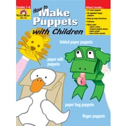 How to Make Puppets with Children for Grades 1-6, Each (762)