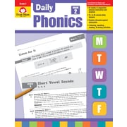 Evan-Moor Educational Publishers Daily Phonics Grade 2 Edition 1 Paperback (2788)