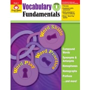 "Evan-Moor Educational Publishers ""Vocabulary Fundamentals for Grade 1"" (2801)"