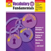 Evan-Moor Educational Publishers Vocabulary Fundamentals for Grade 4 (2804)