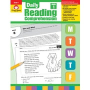 Evan-Moor Educational Publishers Daily Reading Comprehension for Grade 1 (3451)
