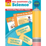 Evan-Moor Educational Publishers Skill Sharpeners: Science Grade PreK (5319)