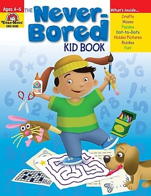 Evan-Moor Educational Publishers Never-Bored Kid Book for Grades PreK-K (6300)