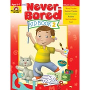 "Evan-Moor Educational Publishers ""Never-Bored Kid Book 2 for Grades 1-2"" (6309)"