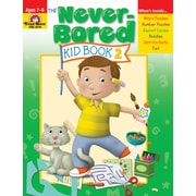 Evan-Moor Educational Publishers Never-Bored Kid Book 2 for Grades 2-3, Each (6310)